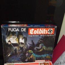 Juegos Antiguos: LA FUGA DE COLDITZ -CAJA AZUL-. NAC. ***DE OFERTA***.. Lote 32329722