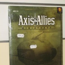 Old Games - AXIS & ALLIES MINIATURES EXPANDED RULES - AVALON HILL OFERTA (ANTES 19,95 EU.) - 32349305