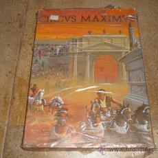Juegos Antiguos: JUEGO ROL CIRCUS MAXIMUS CIRCVS MAXIMVS AVALON 1980 1ª EDICION VERSION USA RARO MUY BUSCADO BLISTER. Lote 32511316