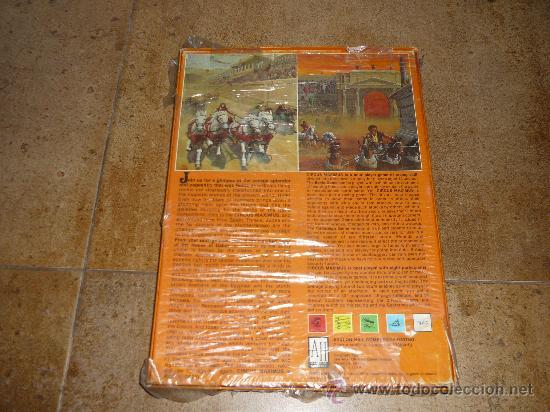 Juegos Antiguos: JUEGO ROL CIRCUS MAXIMUS CIRCVS MAXIMVS AVALON 1980 1ª EDICION VERSION USA RARO MUY BUSCADO BLISTER - Foto 2 - 32511316