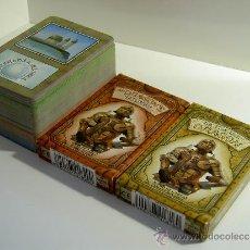 Juegos Antiguos: LA IRA DEL DRAGÓN / THE DRAGON'S WRATH. LOTE DE 129 CARTAS DIFERENTES. NUEVAS. LEER DESCRIPCIÓN. Lote 32612463