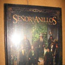 Juegos Antiguos: EL SEÑOR DE LOS ANILLOS - LA COMUNIDAD DEL ANILLO - SUPLEMENTO-CRONOLOGIA-DESCRIPCIONES - PRECINTADO. Lote 32676137