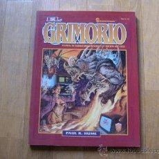 SHADOWRUN - El Grimorio - juego de rol - Zinco - FASA