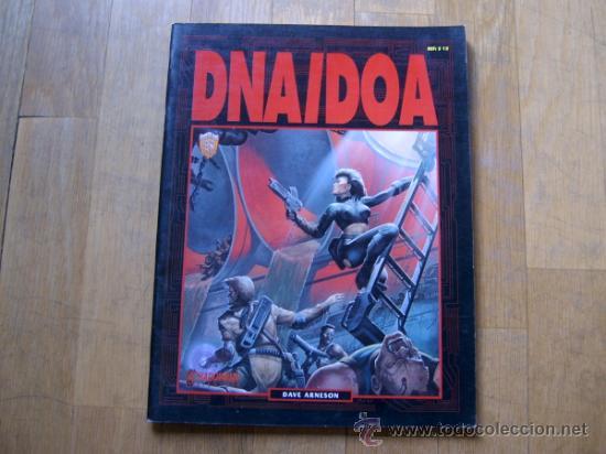 SHADOWRUN - DNA/DOA - JUEGO DE ROL - ZINCO - FASA (Juguetes - Rol y Estrategia - Juegos de Rol)