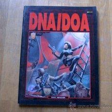 SHADOWRUN - DNA/DOA - juego de rol - Zinco - FASA