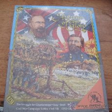 Juegos Antiguos: WARGAME AUTUMN OF GLORY (CIVIL WAR BRIGADES SERIES) DE CLASH OF ARMS. Lote 34258527