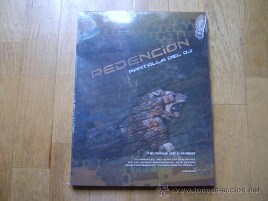 REDENCIÓN - PANTALLA DEL DJ - JUEGO DE ROL - EDGE (Juguetes - Rol y Estrategia - Juegos de Rol)