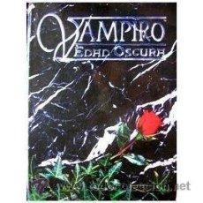 Juegos Antiguos: VAMPIRO : EDAD OSCURA - BASICO - LA FACTORIA - AÑO 1996. Lote 34802476