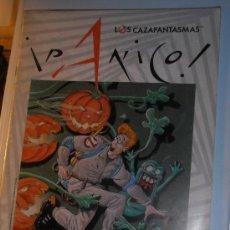 Juegos Antiguos: PÁNICO, CAZAFANTASMAS, JUEGO DE ROL, JOC INTERNACIONAL, 1202, 44 PP ILUSTRADAS Y CON MAPAS. Lote 36447971
