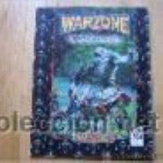 Juegos Antiguos: MUTANT CHRONICLES BESTIAS DE GUERRA WARZONE. Lote 37076155