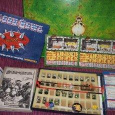 Juegos Antiguos: BLOOD BOWL - GAMES WORKSHOP - 2 EQUIPOS - 24 JUGADORES - CAMPO - WARHAMMER - FUTBOL MEDIEVAL FANTAST. Lote 37897385