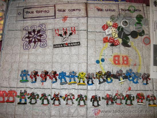 Juegos Antiguos: BLOOD BOWL - DISEÑOS ORBITALES - 2 EQUIPOS - CAMPO DE ASTROGRANITO - MANUAL Y REGLAS - GAMES WORKSHO - Foto 4 - 37897419