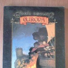 Juegos Antiguos: EUROPA- EDAD OSCURA . Lote 38582593