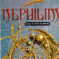 Juegos Antiguos: NEPHILIM: JUEGO DE ROL OCULTISTA (JOC INTERNACIONAL). Lote 38995307
