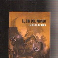 Juegos Antiguos: EL FIN DEL MUNDO LA IRA DE LOS DIOSES. Lote 39120488