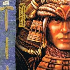 Giochi Antichi: AVENTURAS ORIENTALES,SECRETOS DEL LEÓN-LA LEYENDA DE LOS CINCO ANILLOS. Lote 39419652