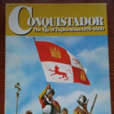 Juegos Antiguos: CONQUISTADOR - AVALON HILL. Lote 39575611