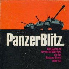 Jogos Antigos: PANZER BLITZ. AVALON HILL. COMPLETO .. Lote 39611325