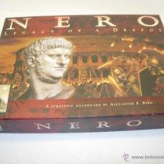 Juegos Antiguos: JUEGO DE MESA NERO - PHALANX GAMES 2002 - NERON WARGAME ESTRATEGIA. Lote 44393217