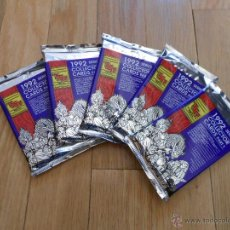 Juegos Antiguos: FANTASY COLLECTOR CARDS - 5 SOBRES 1992 SERIES PART 1 - TSR AD&D - CCG - JCC. Lote 39766200