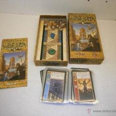 Juegos Antiguos: JUEGO DE MESA/DE CARTAS SCARAB LORDS REINER KNIZIA'S EDGE. Lote 39983828