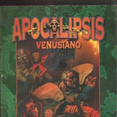 Juegos Antiguos: MUTANT CHRONICLES APOCALIPSIS VENUSIANO. Lote 39987869