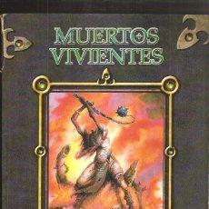 Juegos Antiguos: D20 SYSTEM MUERTOS VIVIENTES. Lote 39988254