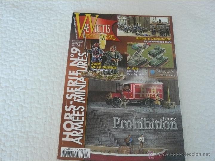 REVISTA VAE VICTIS HORS SERIE Nº9 ARMÉES MINIATURES HISTOIRE & COLLECTIONS (Juguetes - Rol y Estrategia - Otros)