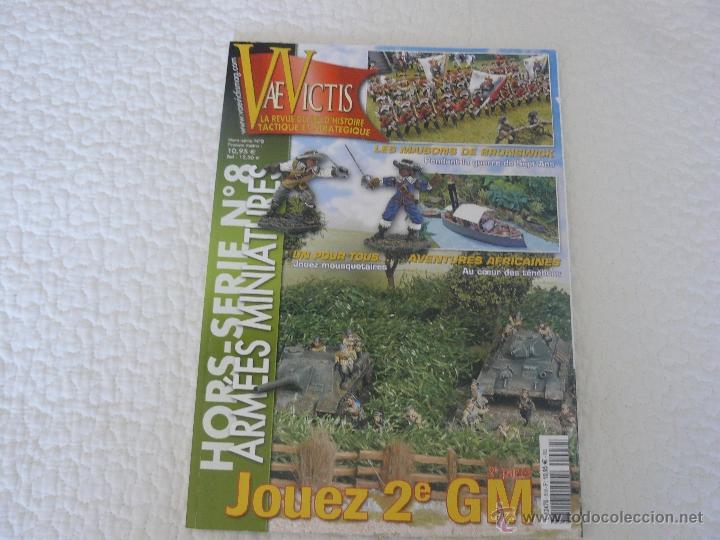 REVISTA VAE VICTIS HORS SERIE Nº8 ARMÉES MINIATURES HISTOIRE & COLLECTIONS (Juguetes - Rol y Estrategia - Otros)