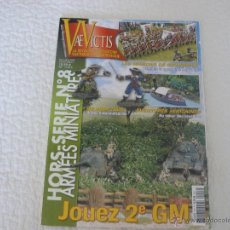 Juegos Antiguos: REVISTA VAE VICTIS HORS SERIE Nº8 ARMÉES MINIATURES HISTOIRE & COLLECTIONS. Lote 40008788