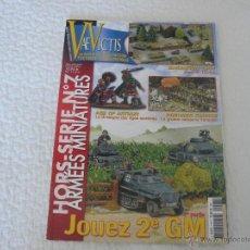 Juegos Antiguos: REVISTA VAE VICTIS HORS SERIE Nº 7 ARMÉES MINIATURES HISTOIRE & COLLECTIONS. Lote 40008807