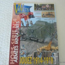 Juegos Antiguos: REVISTA VAE VICTIS HORS SERIE Nº 4 ARMÉES MINIATURES HISTOIRE & COLLECTIONS. Lote 40013061