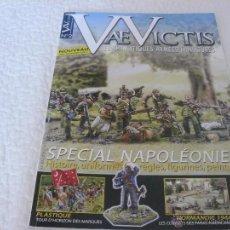 Juegos Antiguos: REVISTA VAE VICTIS Nº 2 LES THÉMATIQUES ARMÉES MINIATURES HISTOIRE & COLLECTIONS. Lote 40013557