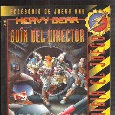 Giochi Antichi: HEAVY GEAR GUIA DEL DIRECTOR. Lote 40043677