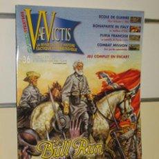 Juegos Antiguos: VAE VICTIS Nº 36 (EN FRANCES) - REVISTA CON JUEGO INCLUIDO OFERTA. Lote 127613200