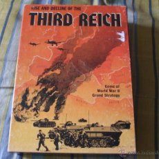Old Games - JUEGO DE ESTRATEGIA THIRD REICH DE AVALON HILL - 40560672