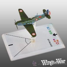 Juegos Antiguos: WW25D - WINGS OF WAR / WINGS OF GLORY WWII DEWOITINE D520 - (THOLLON). Lote 53585798
