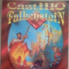 Juegos Antiguos: CASTILLO DE FALKENSTEIN. Lote 41044110