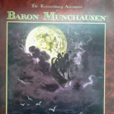 Juegos Antiguos: THE EXTRAORDINARY ADVENTURES OF BARON MUNCHAUSEN. Lote 41223056