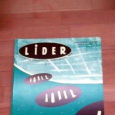 Juegos Antiguos: REVISTA LIDER WARGAMES CIENCIA FICCION. Lote 41244966