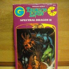 Juegos Antiguos: DRAGON LORDS - SPECTRAL DRAGONS II - GRENADIER MODEL AÑO 1989. Lote 42437998