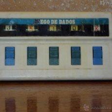 Juegos Antiguos: JUEGO DE POKER,MAQUINA MANUAL.AÑOS 70.. Lote 42467092