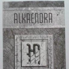 Juegos Antiguos: ALKAENDRA - LOS SUEÑOS PERDIDOS - FRANCISCO J. RIO LORDA - PUBLICADO POR ALKAENDRA - ROL. Lote 42600597