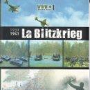 Juegos Antiguos: 1939 - 1941 LA BLITZKRIEG - COLECCION WORLD WAR WARGAMES 1 EDITA CUARTEL GENERAL. Lote 42619312