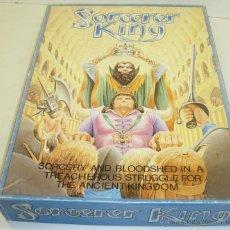 Juegos Antiguos: JUEGO DE MESA SORCERER KING WARGAME ESTRATEGIA ROL WOTAN GAMES 1986. Lote 42837816