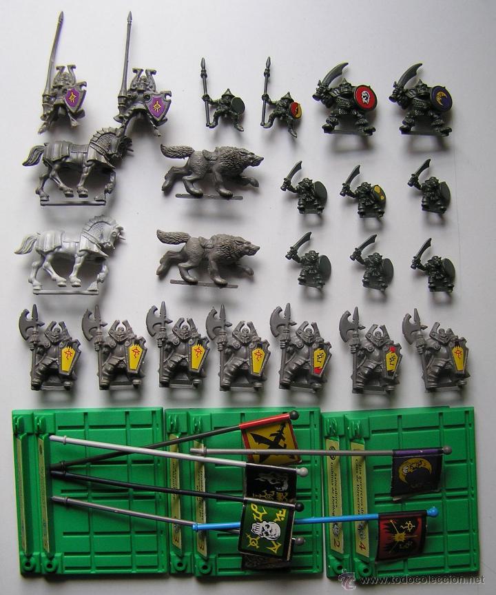 Lote De Figuras Del Juego De Mesa Battle Master Comprar Juegos De