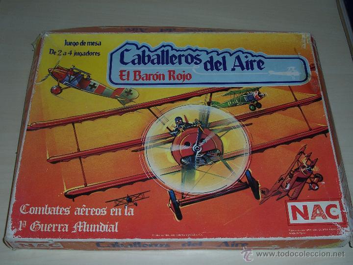 Nac Caballeros Del Aire Batallas Aereas En La Comprar En