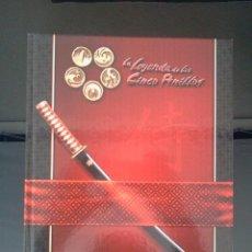 Juegos Antiguos: LA LEYENDA DE LOS CINCO ANILLOS 3º EDICION- LIBRO BÁSICO Y PANTALLA. Lote 44136840