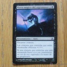 Juegos Antiguos: CARTA MAGIC MARCA MAGICA DEL NIGROMANTE. Lote 45525024