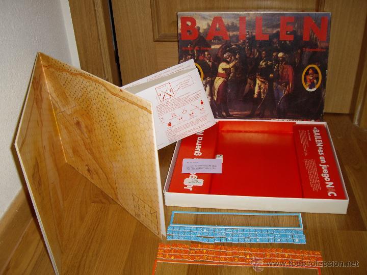 Juegos Antiguos: JUEGO DE MESA BAILEN - SERIE WARGAMES COMO ROL AÑOS 70 NIKE & COOPER NAC COMPLETO BUEN ESTADO - Foto 2 - 45917757